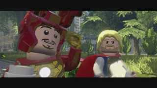 LEGO: Marvel Superheroes Chapter 15: The Good, The Bad