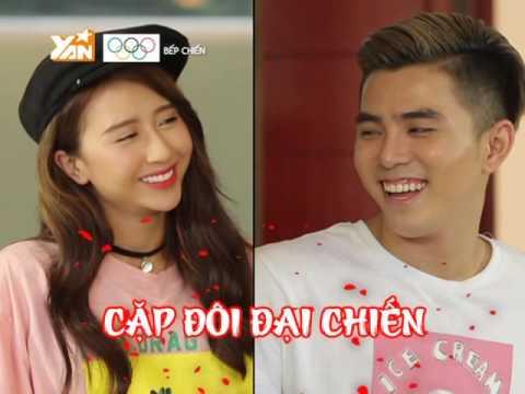Bếp Chiến || Tập 9: Will và Quỳnh Anh Shyn so tài gắp đồ bá đạo