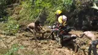 Adventure Motor Trail Ning Bojong 2013