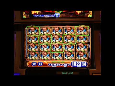 Beer Haus Slot Machine Jackpot Las Vegas Almost $1800 Total Max Bet