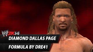WWE 2K14: DDP CAW Formula By Dre41
