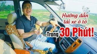Hướng dẫn học lái xe ô tô cực dễ trong 30 phút ▶