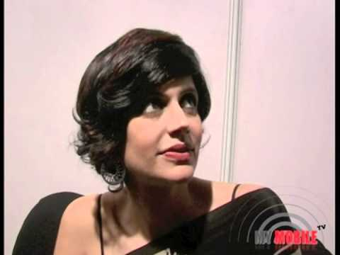 Celebrity Interview: Mandira Bedi during World Cup 2011