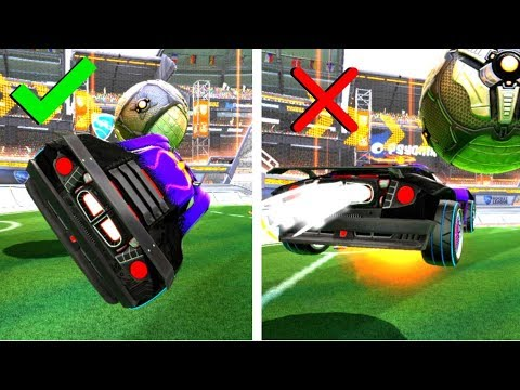 5 Weird Rocket League Skills You Need To Master