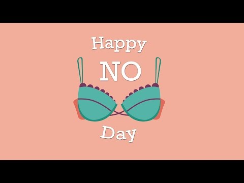 13 Октомври - Ден без сутиен