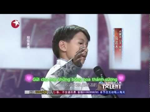Mother In The Dream Phụ Đề Tiếng Việt, gặp mẹ trong mơ, china's got talent.