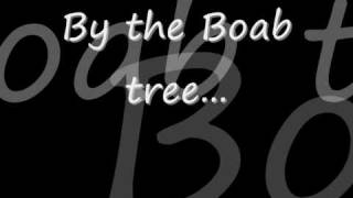 Angela Little By The Boab Tree Lyrics