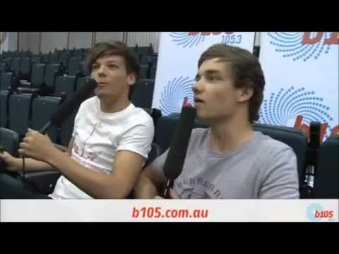 Louis Tomlinson  Liam Payne - b105 interview -f6tv6O_PAmY