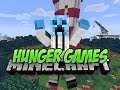Minecraft: HUNGER GAMES #10 w/ PocketIsland