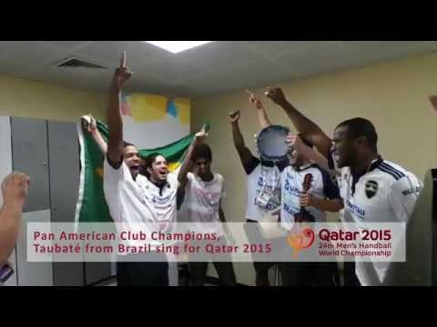 A BRAZILIAN SONG FOR QATAR 2015