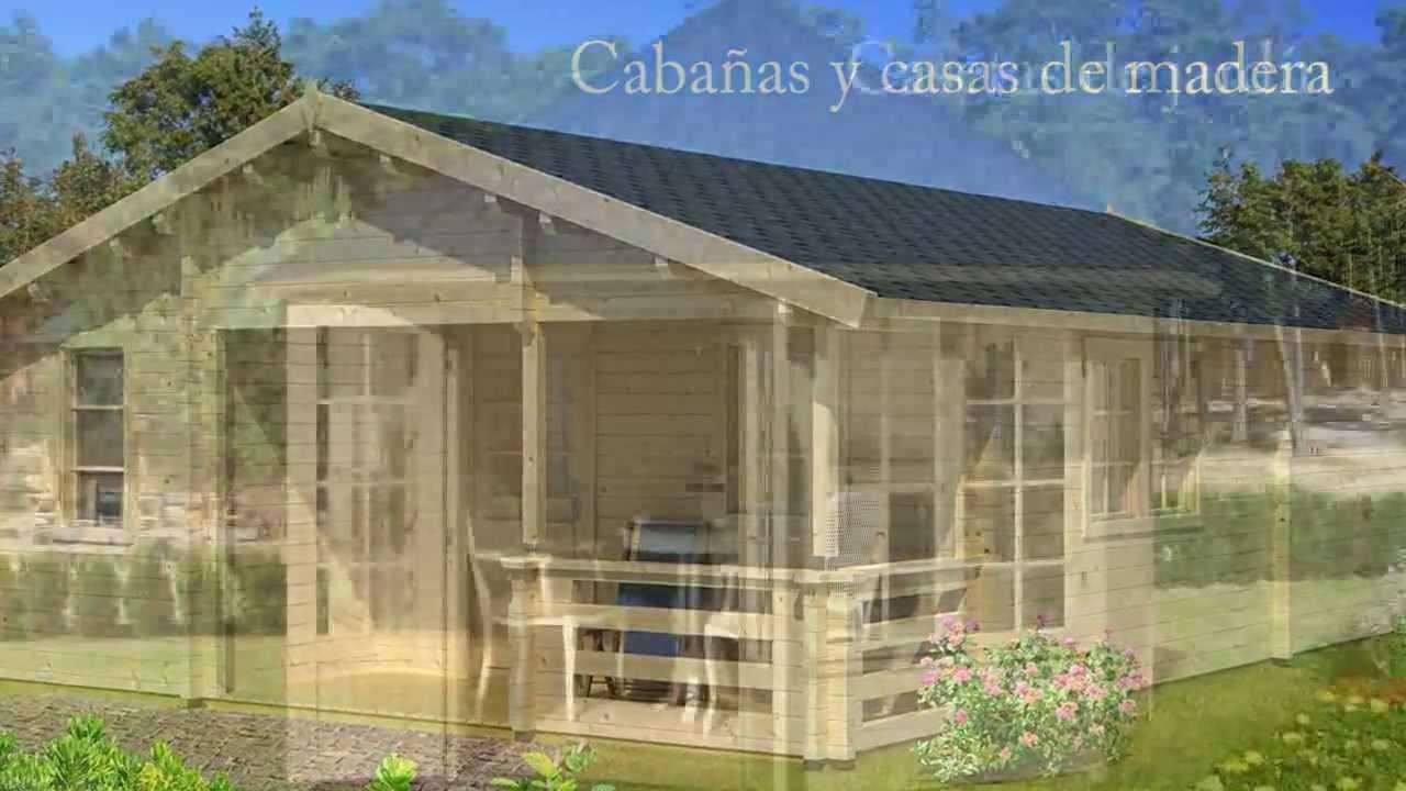 Comprar casas de madera prefabricadas baratas en m laga y sevilla youtube - Casas modulares sevilla ...