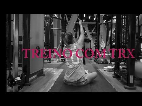 Gabriela Pugiesi - Treino TRX