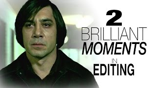 Holding Long and Cutting Short: 2 Brilliant Moments in Editing