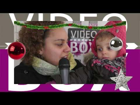 1er Marché de Noël au Parc Dumont à Aulnay-sous-Bois