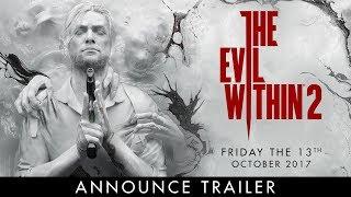 The Evil Within 2 - Bejelentés Trailer