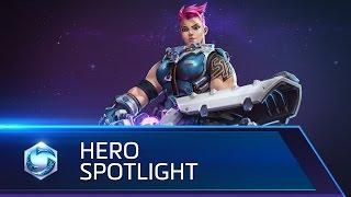 Heroes of the Storm - Bemutatkozik Zarya