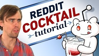 How to Make Your Own Reddit-Themed Cocktail