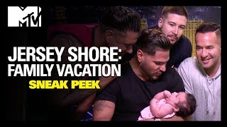 Ronnie's Baby Doesn't Need A DNA Test | Jersey Shore: Family Vacation | MTV