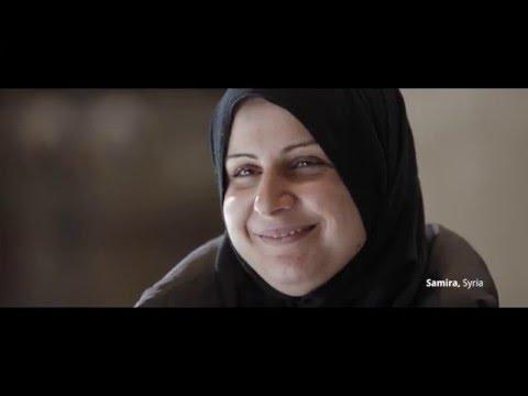Погледни преку границите – 4 минутен експеримент во кој луѓето воспоставуваат контакт со очи со измачените бегалци