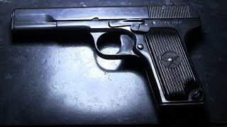 Tokarev Pistol Smoothing The Action