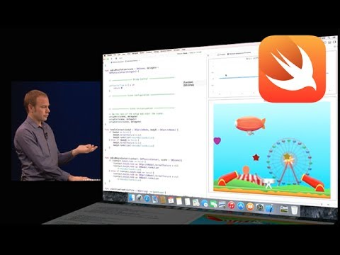 Swift programming language - Apple Keynote
