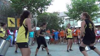 III Batukada Solidària (2014) - Samba Fussió