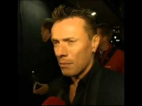 Larry Mullen Jr - Oslo premiere of A Thousand Times Goodnight