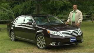 MotorWeek Road Test: 2011 Toyota Avalon videos