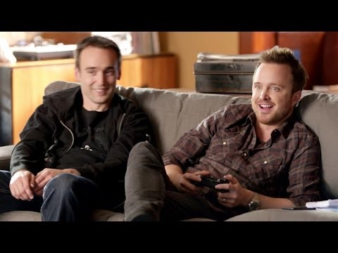 Xbox One Commercial Aaron Paul plays Titanfall !