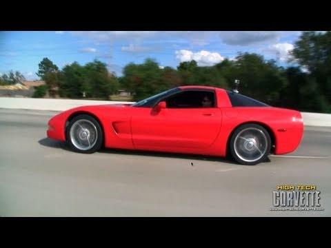 Corvette C6 Z06 vs C5 Vette
