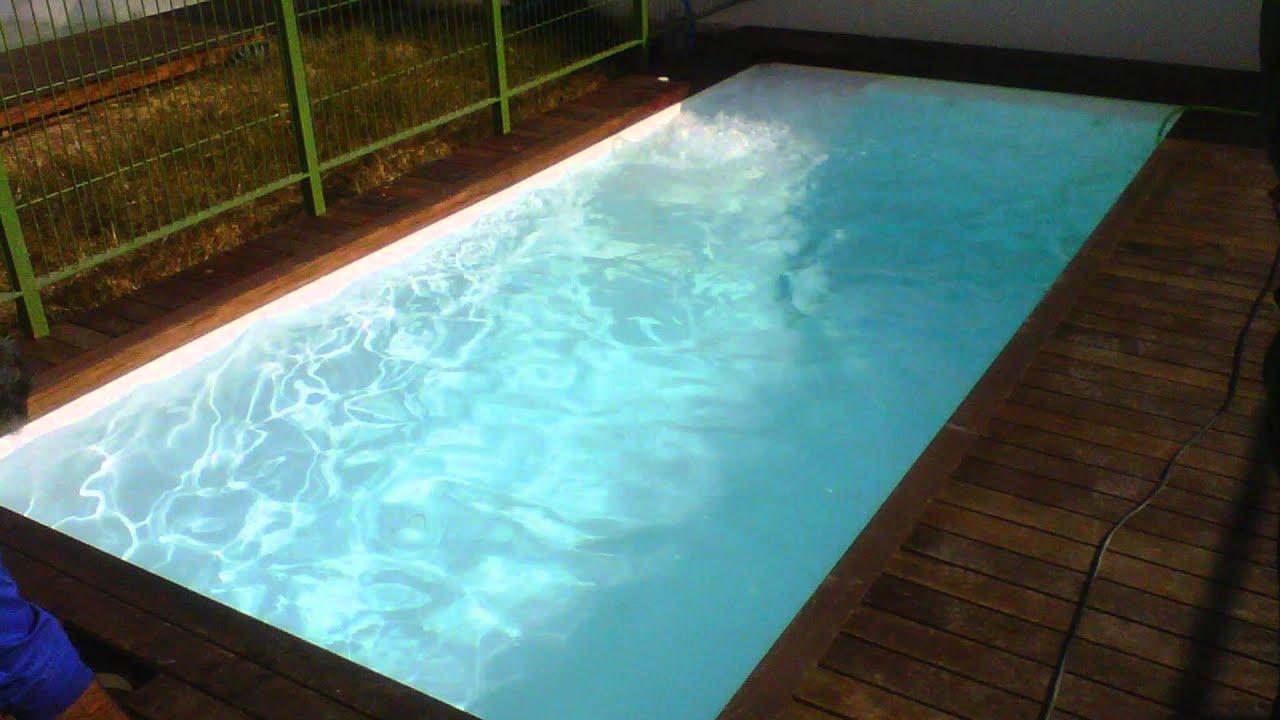 Barpool piscinas prefabricadas fibra piscina rectangular calle de natacion youtube - Piscina fibra precio ...
