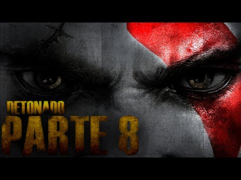 God of War 3 Detonado - Zangado X MF - 08