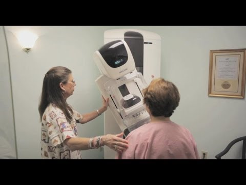 Battling Breast Cancer:  3-D Breast Cancer Mammograms