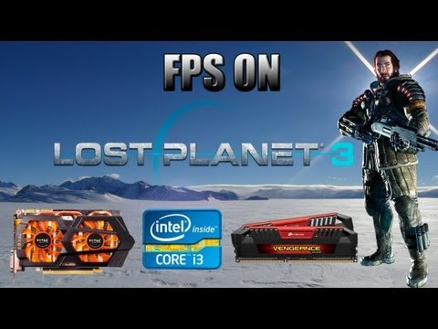 Lost Planet 3 Gtx 660 + Fps On
