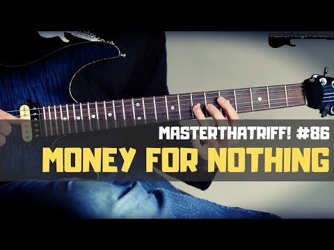 MONEY FOR NOTHING Chords - Dire Straits | E-Chords