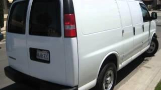 Chevrolet Express 1500 Cargo videos