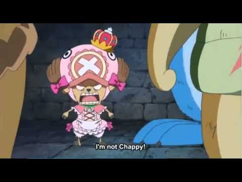One Piece 627: Chopper turns Chappy