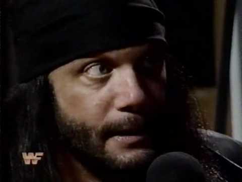 Macho Man Randy Savage Full Epic Interview Crush Feud 1994