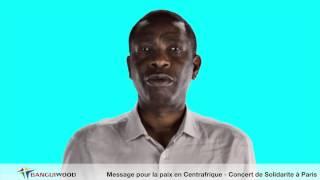 Message de Youssou Ndour aux Centrafricains