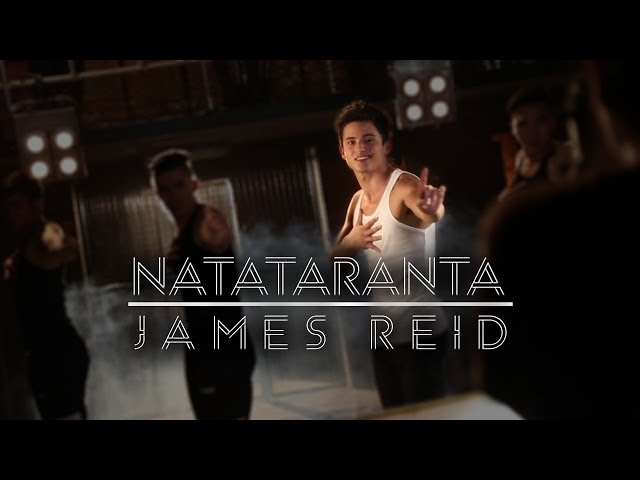 Natataranta [Diary Ng Panget The Movie OST behind-the-scenes] - James Reid