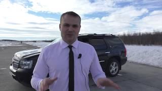 Что такое Chevrolet Tahoe в максималочке. 325hp. Миша Яковлев