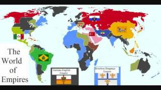 "Alternate History: ""The World Of Empires"""