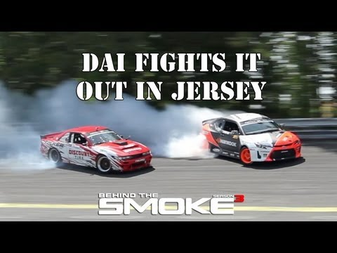 The Fight Is On In Jersey - Formula Drift Rd 4 - Daijiro Yoshihara - B