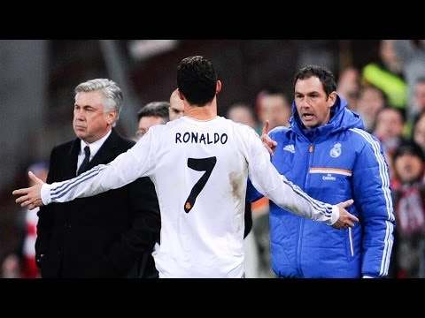 ESPN FC: Ronaldo deserving of match ban?