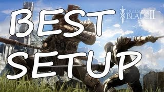 Infinity Blade 2: The Best Equipment/Stat Setup (Dual