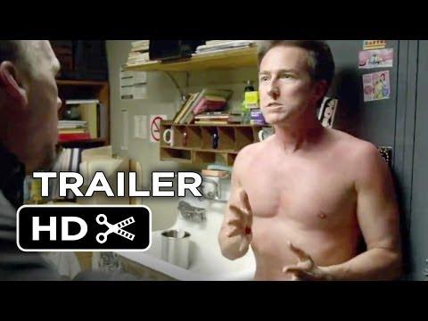 Birdman Teaser TRAILER 1 (2014) - Edward Norton, Zach Galifianakis Movie HD