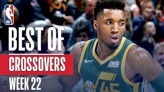 NBA's Best Crossovers | Week 22