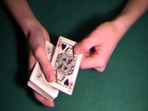 david blaine performs 3 card monte