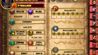 WIZARD 101 CROWN GENERATOR! NOT PATCHED! 2014. NO SURVEY