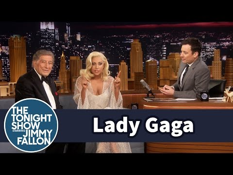 Lady Gaga Got Advice from a Stripper